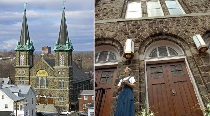Repairs required to make St. Joseph's Church safe.