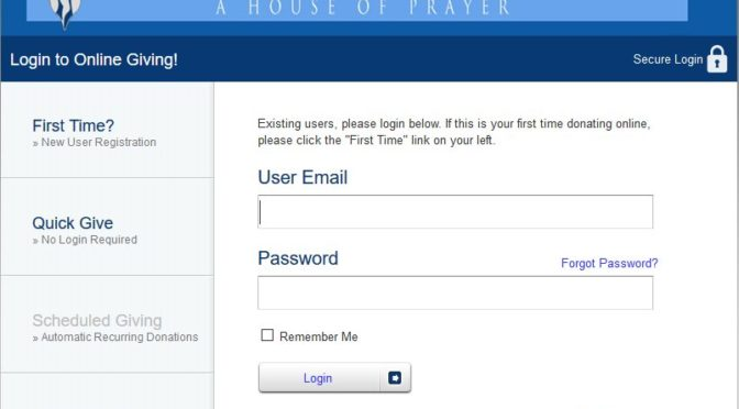 This is a screenshot of the website on which you can pay your offerings to Incarnation of Our Lord Church.