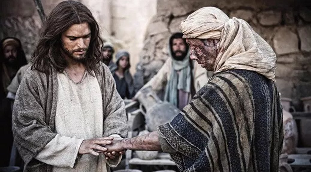 Mark 1:40-45 - Cleansing of the Leper