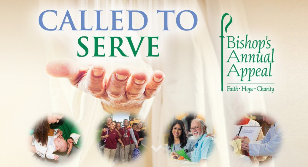 The 2018 Bishop's Annual Appeal