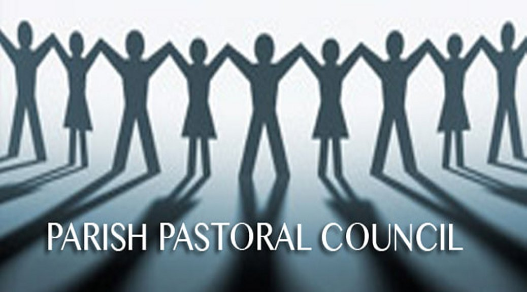 Parish Pastoral Council formed at Incarnation of Our Lord Parish.