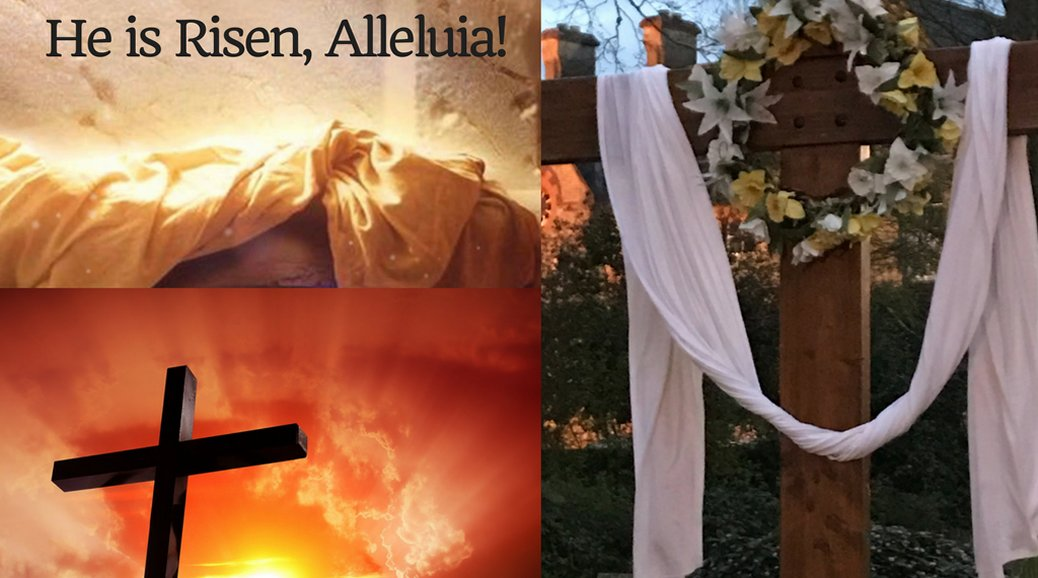 Truly He is Risen!