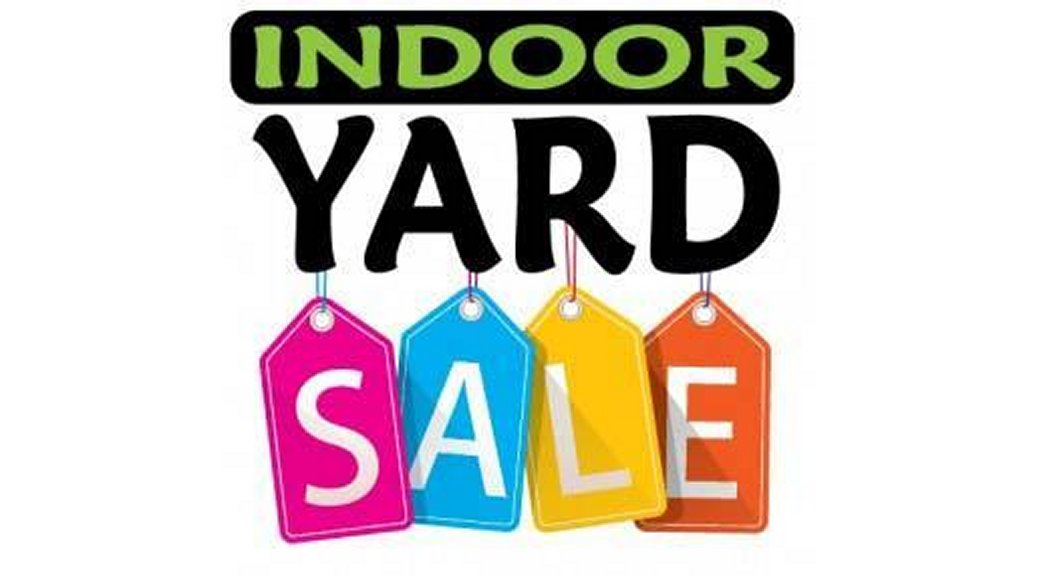 Indoor Yard Sale at Incarnation Church